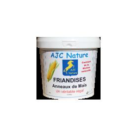 """C76 - FRIANDISES """"ANNEAUX DE MAÏS"""""""